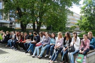 Екскурсія по Чеському Аграрному Університету (ČZU) - липень 2012