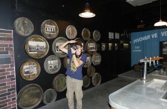 Екскурсія на пивоварний завод Велкопоповицький Козел - серпень 2012