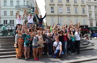 Поездка в Вену - август 2013