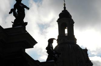 Поездка в Дрезден - январь 2013