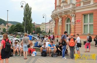 Поездка в Карловы Вары - август 2013