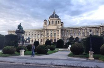 Экскурсия в Вену - октябрь 2013