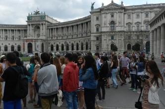 Экскурсия в Вену - июль 2013