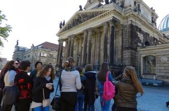 Экскурсия в Дрезден - сентябрь 2013