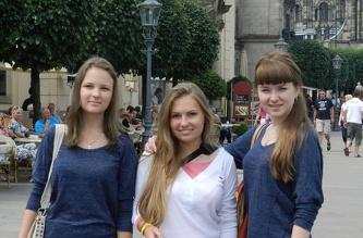 Экскурсия в Дрезден - июль 2013
