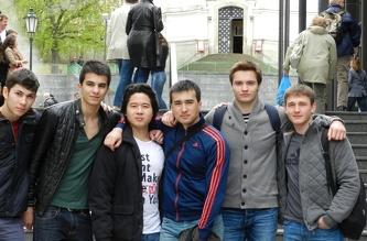 Экскурсия в Карловы Вары - май 2013