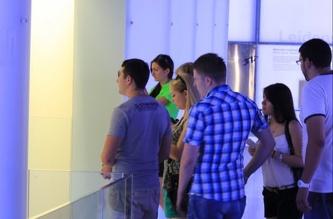 Экскурсия в Музей BMW в Мюнхене - июль 2013