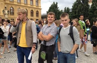 Экскурсия в музей Праги - июль 2013