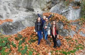 Экскурсия в Чешски-Крумлов - октябрь 2013
