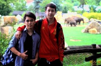 Відвідування празького зоопарку - серпень 2014
