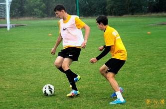 Тренування Футбольної Академії МСМ - серпень 2014