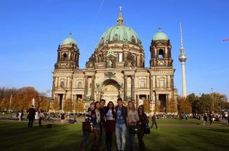 Поїздка в Берлін - жовтень 2014