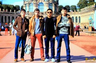 Поїздка в Дрезден - вересень 2014