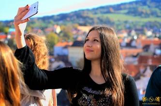 Поїздка в Чеський Крумлов - жовтень 2014