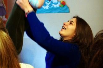 Відвідування дитячого будинку - грудень 2014