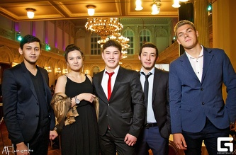 International Students' Ball in Prague - March 2015