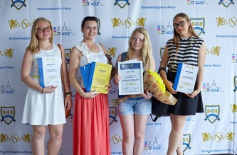MSM Olympiad Winners Awards - May 2015
