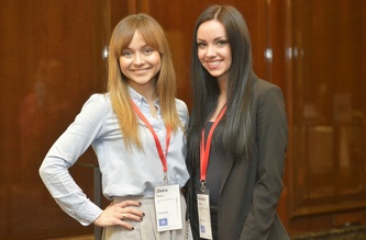 ICEF in Moscow - March 2015