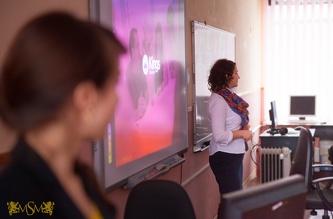 Kings College Presentation in Kiev - September 2015