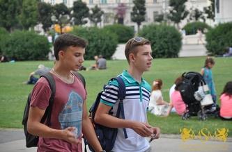 Trip to Vienna- August 2015
