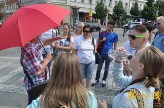 City Tour of Prague - August 2015