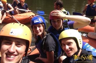 Rafting - July 2015
