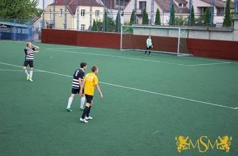 Football Match - July 2015