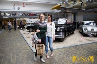 Tour to Museum of Technology - July 2015
