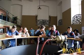Excursion to the Brewery Velkopopovický Kozel - July 2015