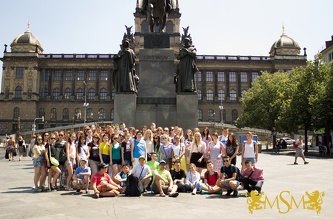 City Tour with a Guide - July 2015