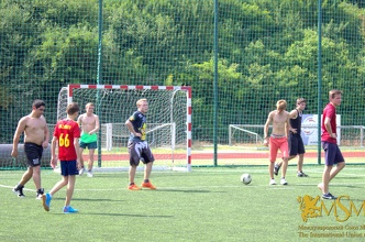 Sports Day - June 2015