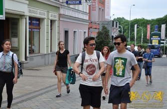 Trip to Karlovy Vary - June 2015
