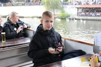 Boat Trip - October 2015