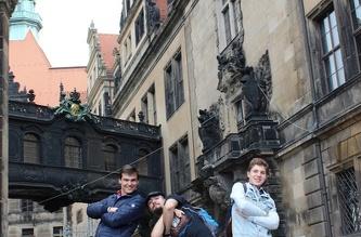 Trip to Dresden - September 2015