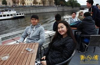 Boat Trip - September 2015