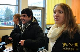 Open Day in Czech University of Life Sciences Prague - January 2015