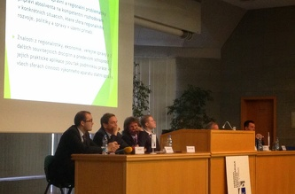 Open Day at the Faculty of Economics, VŠE - January 2015