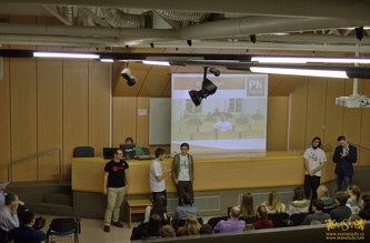 Open Day at the Faculty of Social Sciences, Charles University - January 2015
