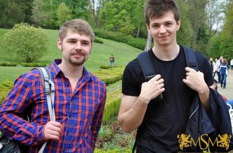 Trip to Czech Krumlov - May 2015
