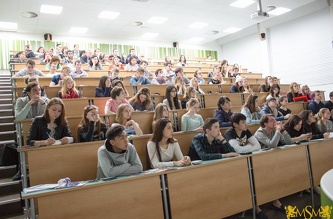 The Presentation for Students of CTU and CULS - April 2015