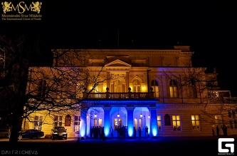 Международный Студенческий Бал во дворце Жофин