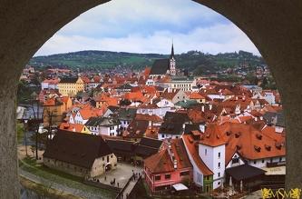 Поездка в Чешски-Крумлов