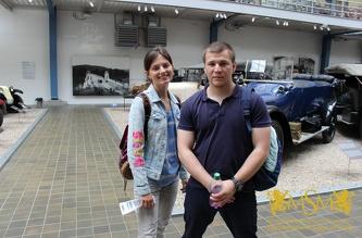 Экскурсия по техническому музею в Праге
