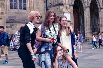 Экскурсия по Пражскому Граду с гидом