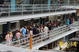 Студенты МСМ посетили Технический Музей