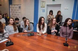 Презентація університетів Швейцарії в московських школах
