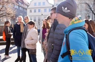 Прогулянка центром Праги