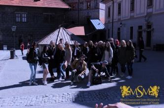 Поїздка в Чешський Крумлов