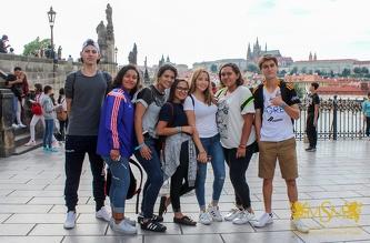 Пішохідна екскурсія Прагою