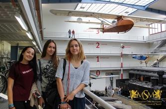 Екскурсія в технічний музей
